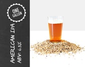 American IPA 1 Gallon Beer Recipe Kit