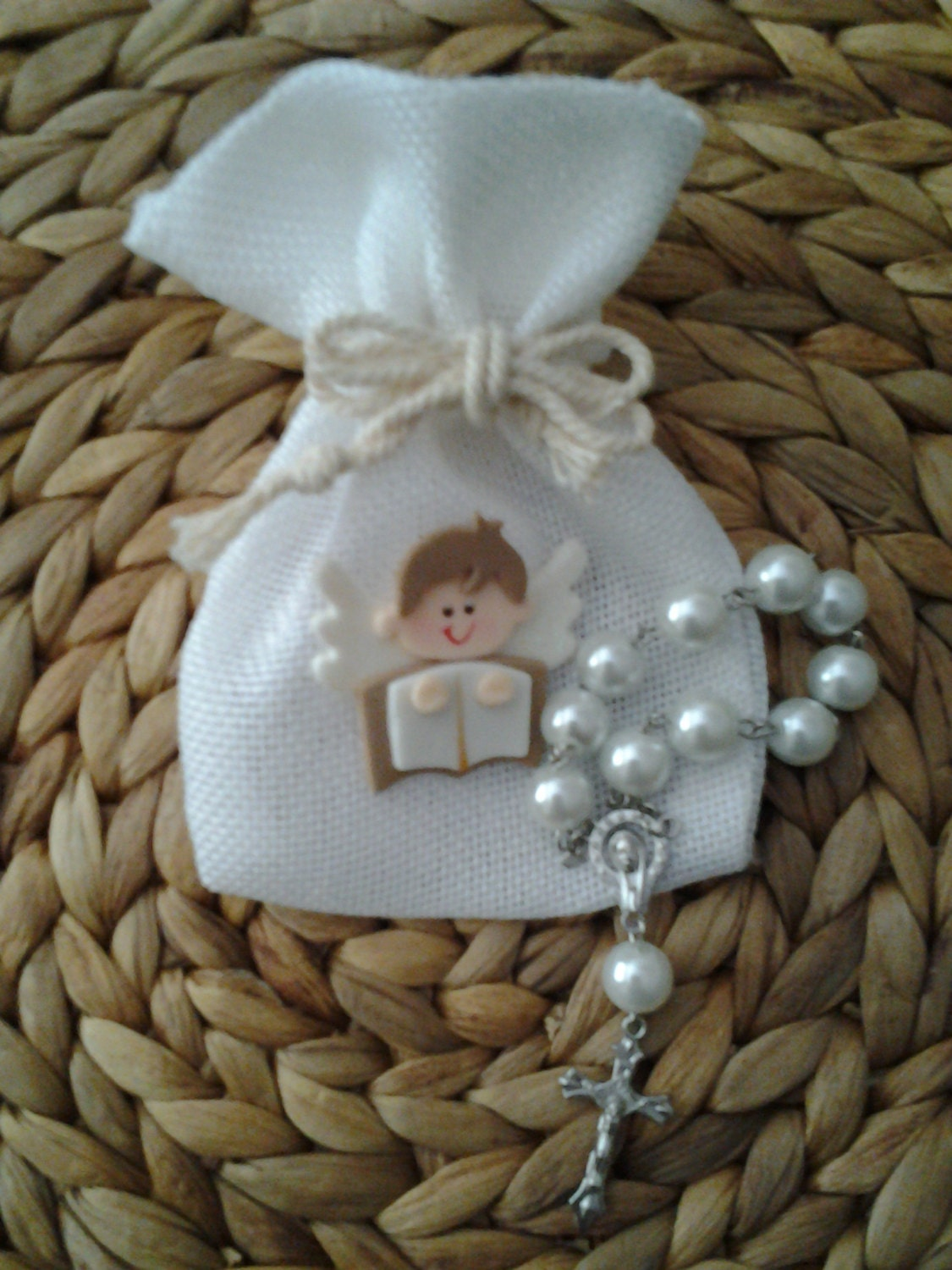 First Communion Favor Rosary Favors