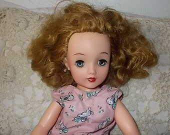 Ideal Miss Revlon Doll 18 Inches ,Ideal Dolls, Vintage Ideal Doll, Revlon Doll, Vintage Doll, Vintage Toys, Toys, :)S