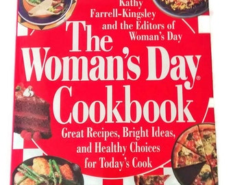 The Woman's Day Cookbook, 1995, Hardcover