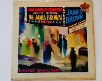 "James Brown - Pure Dynamite! Live at the Royal - ""Shout and Shimmy"" - Soul - Original Mono King Records 1964 - Vintage Vinyl LP Record Album"