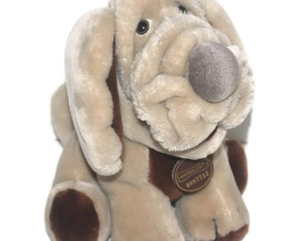 "Vintage 1984 Wrinkles Plush, Small 11"" Antique Alchemy"