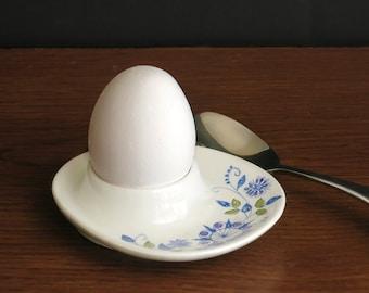 Vintage Figgjo Flint Lotte Egg Cup - Turi Gramstad Oliver Danish Modern - Figgjo Lotte - Norway Norwegian - Turi-Design - Lotte Egg Stand