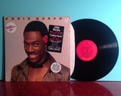 Eddie Murphy Self Titled Comedian Stand Up Comedy Album Vinyl Record LP 1982 In Shrink Hype SNL Near Mint Condition Vintage