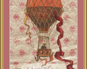 With Love Cross Stitch Pattern