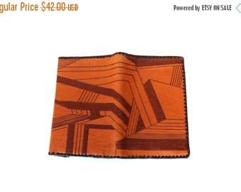 Soviet Vintage Mens Wallet Vintage Unused Genuine Leather, Bags purses, Geometric