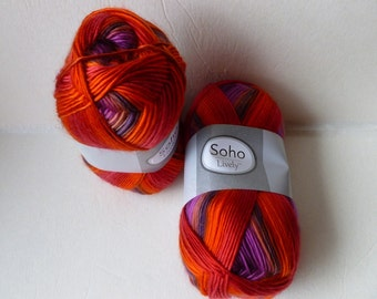 Yarn Sale  - Romance  Soho by Lively