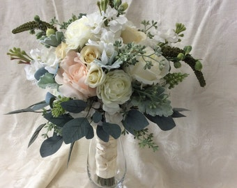 Wedding Flowers Bridal Bouquet Replica Holiday/Anniversary Gift