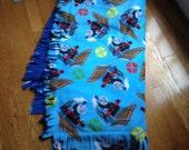 New Thomas the Train blanket,Fleece blankets,Kids fleece items,Nap blankets