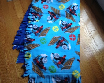 New Thomas the Train blanket,Fleece blankets,Kids fleece items,Nap blankets,Youth bedding,Boys gifts