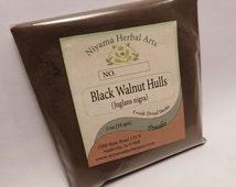 Black Walnut Hull Powder,