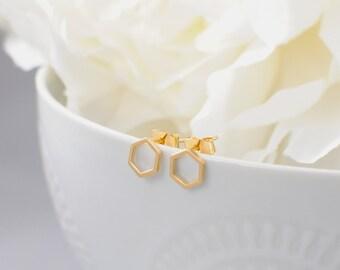 The Samira Earrings - Gold