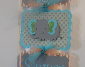 Its a Boy Hospital Sign - Its a Boy Hospital Banner-  Elephant Boy Baby Shower - Elephant Baby Shower