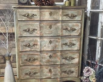 French Provincial Dresser