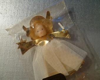 Vintage Angel Paper Christmas Ornaments
