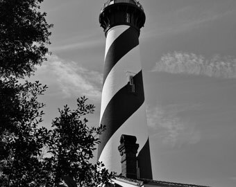 St Augustine Lighthouse (FREE SHIPPING in the U.S. only)
