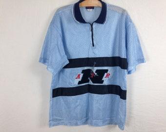 nike air mesh shirt jersey size L
