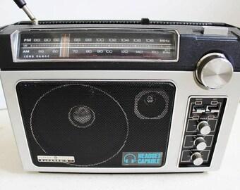 SALE! Vintage Long Range Radio General ELECTRIC GE Super Radio