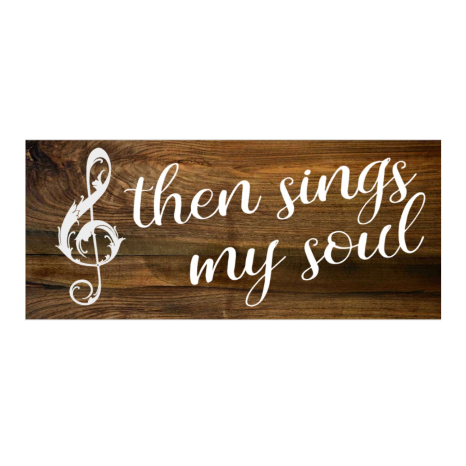 custom wood sign music personalized hymnal then church soul customized sings christian