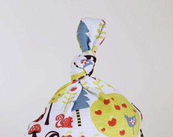 Organic Baby Knotty Hat