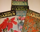 The Home Garden 1952 Issues - Full Year