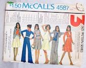 McCall's Women's Pattern 4587-Size