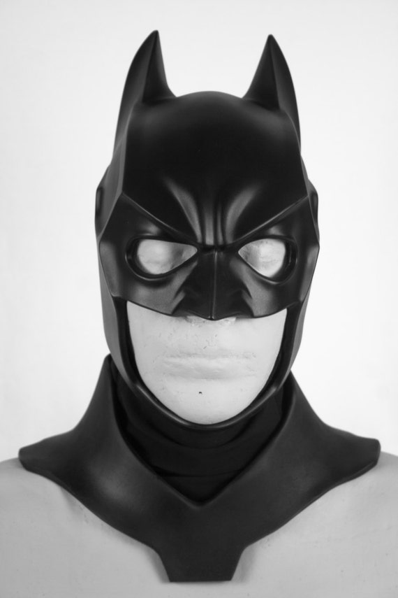 batman mask cowl and neck piece noel inspired for your. Black Bedroom Furniture Sets. Home Design Ideas