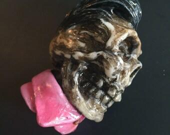Greaser Shaving Brush Handle (DIY) Pink