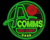 Artemis Communications Station Insignia Patch