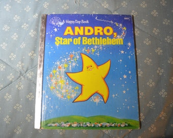 A Happy Day Book Andro, Star of Bethlehem