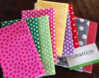 Cloth Napkin Pick a Polka Dot by Smartkin