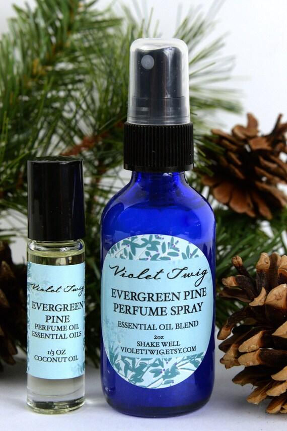 evergreen pine perfume natural perfume pine perfume