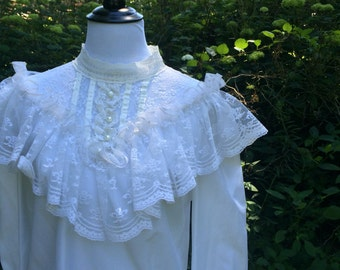 Victorian princess blouse (s)