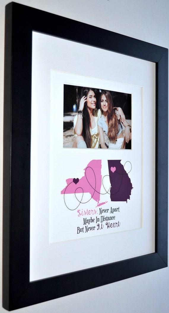 Wedding Gift For Big Sister : Sister gift sister wedding gift maid of honor gift sister