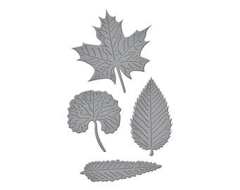 Spellbinders - Die D-Lites - Leaves