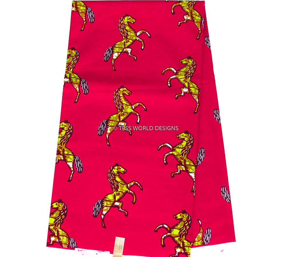 Wholesale red african clothing fabric african fabric ankara for Cheap clothing material