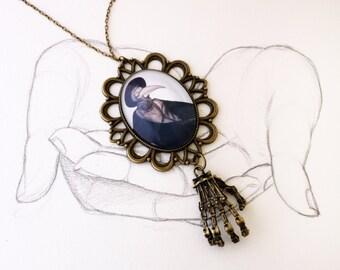 Necklace Plague Doctor