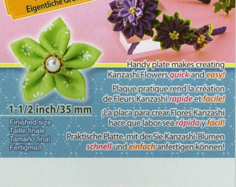 Clover Kanzashi Flower Maker - Pointed Petal Extra Small (8491)