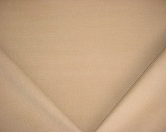 13-3/8 yards Jab Anstoetz / Chivasso 1249 Hot Madison Volume 4 - Cotton / Linen Plains Strie Drapery Upholstery Fabric - Free Shipping