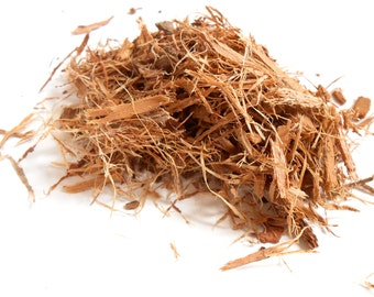 White Oak Bark, Organic - Quercus Alba - Many Historical, Traditional Uses - Infusions, Incense, Ritual