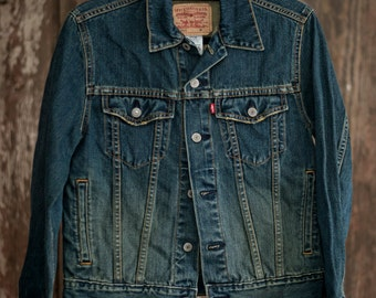 Levi's Jean Jacket 20% OFF with code SPRING