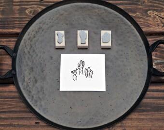 Cactus Stamp Set