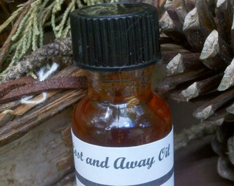 Lost and Away Oil, Voodoo, Hoodoo,Ritual, altar, Anointing, Pagan, Wiccan