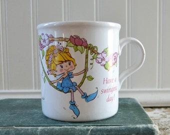 Vintage Herself the Elf Mug - Ceramic Cup  American Greetings