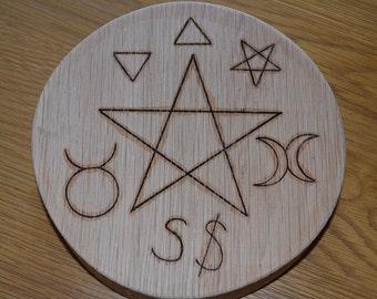 Pentacle Board