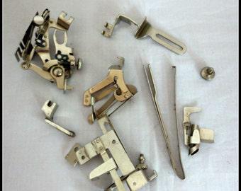 Vintage Sewing Machine Acessories