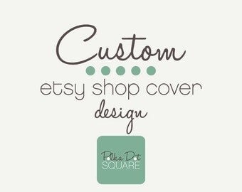 Etsy shop cover Shop banner Single etsy cover Banner Etsy cover image Etsy cover design New etsy banner New etsy cover
