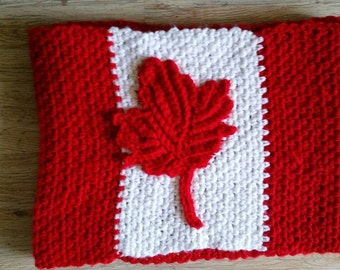 National Pride Canadian scarf