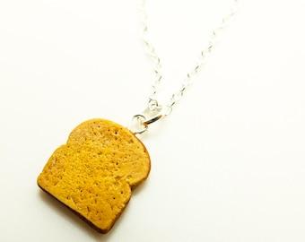 toast necklace