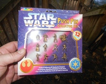 Star Wars Push Pins 1997